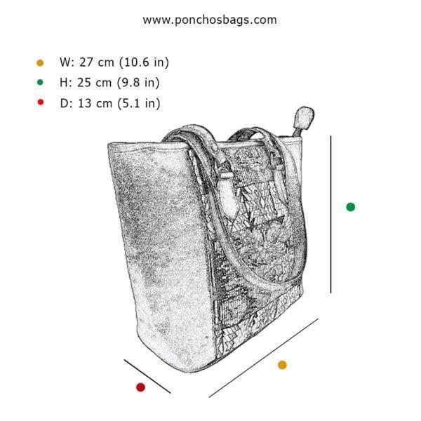 Bolso artesanal Amankaya