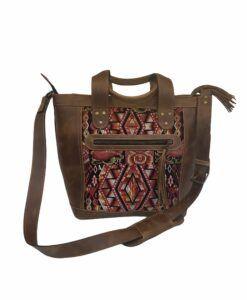 Bolso artesanal Balam