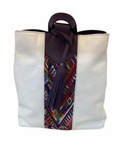 Bolso artesanal Bamoa
